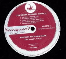 Vanguard VRS-7010, The Merry yodeler
